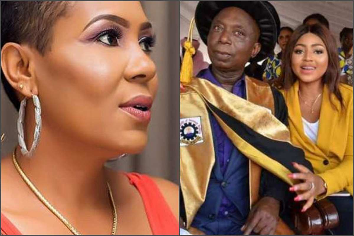 c 4 - 'You are a dirty old man' – Shan George slams Ned Nwoko