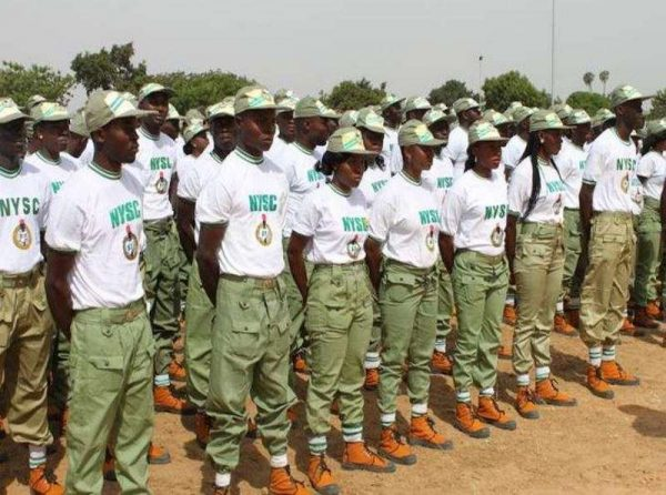 cbb3eca7 nysc 600x446 - Federal Government increases NYSC members allowance to N30,000