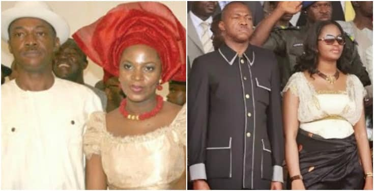 Ex-Enugu Governor's Wife Reveals The Only ''One'' Time Her Husband Had Sex With Her In 11 Years