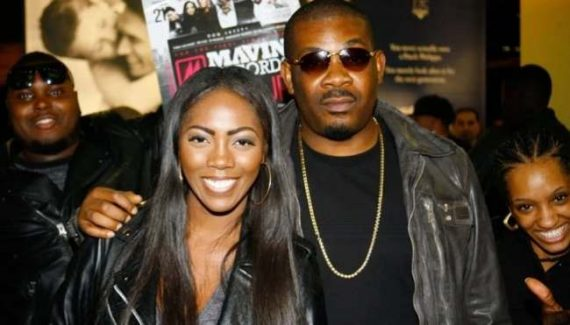 Tiwa Savage shares most the beautiful thing you'll ever know about Don Jazzy