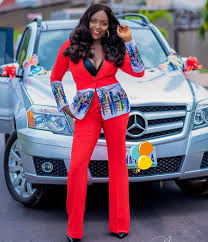 Blogger, Blessing Okoro Defends Her Acquisition Of New House