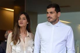 Iker Casillas' Wife, Sara Carbonero Battles With Ovarian Cancer