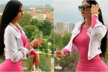 Sonia Ogbonna Shows Off Her Flattering Figure In New Photos