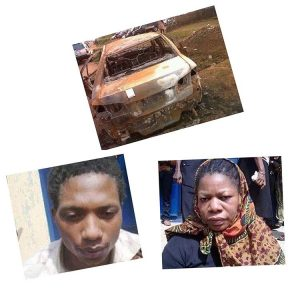 Shocking: Pastor impregnates member, connives with her to kill husband