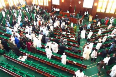 House Of Reps Members Give Air Peace Boss Standing Ovation