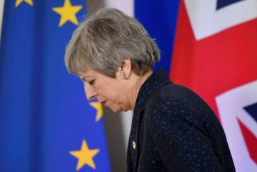 JUST IN: Theresa May Resigns as UK Prime Minister