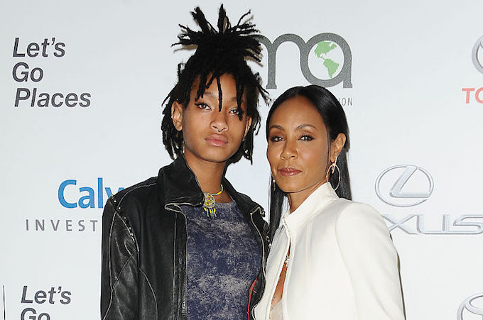 'I was once addicted to porn' - Jada Pinkett-Smith reveals as daughter Willow also confessed to watching porn at 11