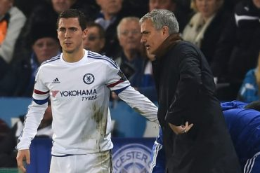TRANSFER RUMOUR: Jose Mourinho Expects Chelsea's Eden Hazard To Leave For Real Madrid