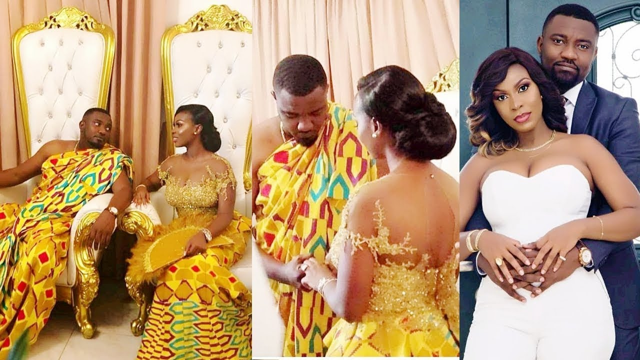 Desmond Elliot Turned Up For John Dumelo's Wedding