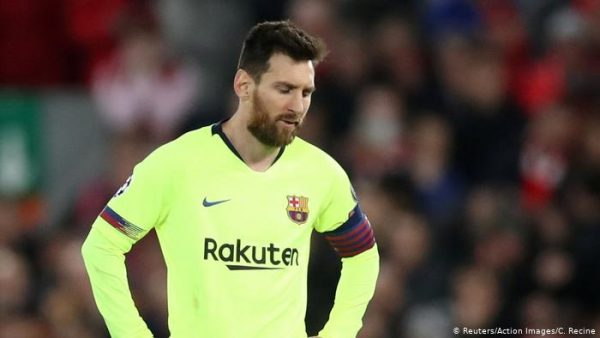 Five Times Lionel Messi Has Thrown Away A Comfortable Lead