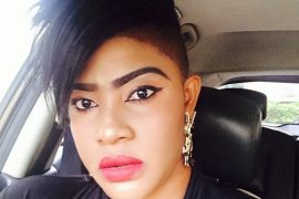 Video: Nollywood Actress, Angela Okorie, Fights Dirty With A Police Officer Who Threatens To Kill Her