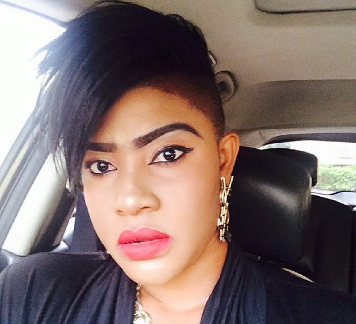 Actress Angela Okorie Drops Bombshell For Haters Sleeping With Her Man