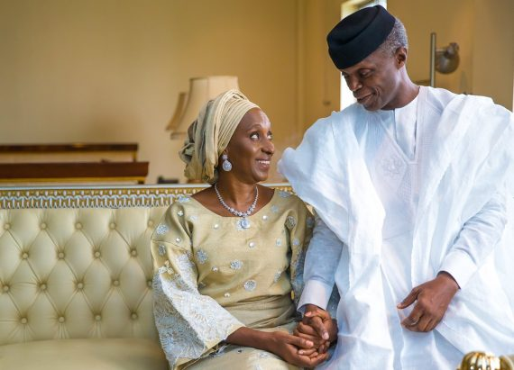 Shortly Pens Classy Message For Wife, Says He Is Ready For Second Term With Her Support