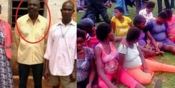 pastor 600x304 - Shocking: Nigerian Pastor In Police Net For Allegedly Impregnating 20 Church Members
