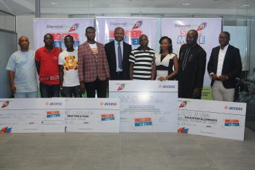 Customers win N59m in Access Bank's DiamondXtra Savings Scheme