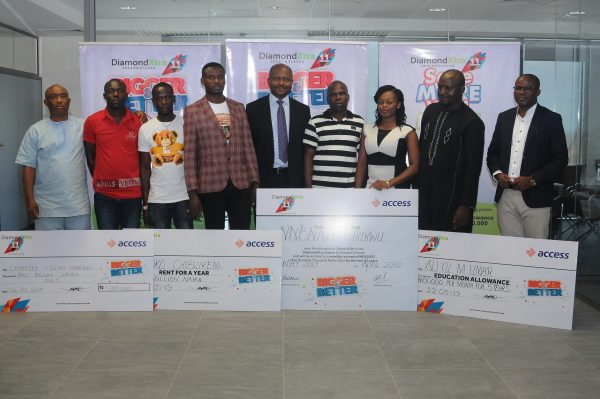 q8 1 600x399 - Customers win N59m in Access Bank's DiamondXtra Savings Scheme