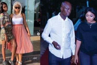 [Photos] Finally!!! Regina Daniels Weds Ned Nwoko