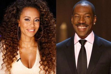 'Eddie Murphy is the greatest love of my life' – Mel B