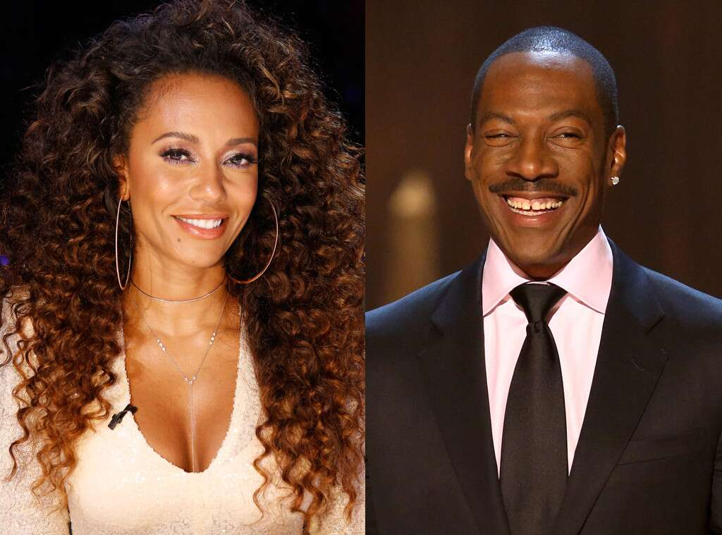'Eddie Murphy is the greatest love of my life' - Mel B