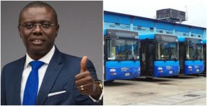 sanwo 300x153 - We Will Employ Graduates To Drive BRT And Pay Them N100 000 When We Come On Board – Incoming Lagos State Governor