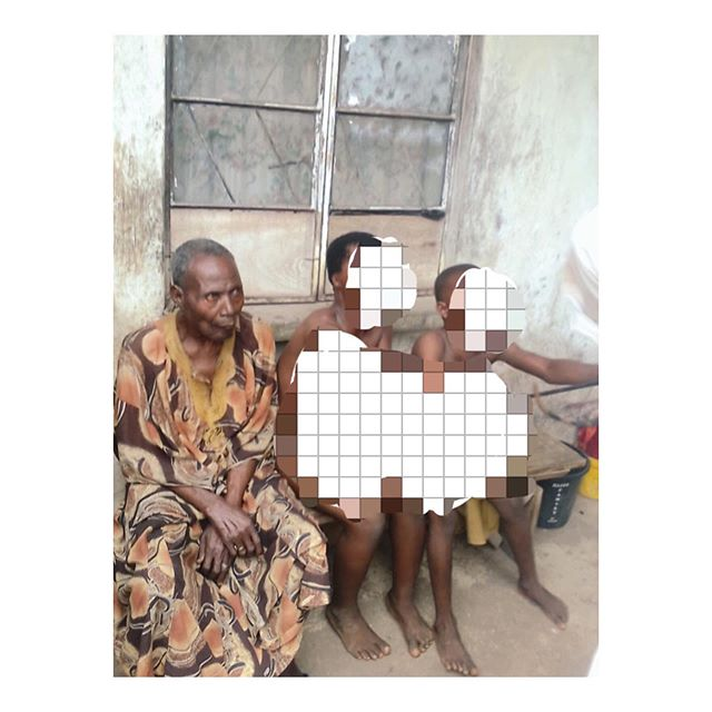 Shocking: 72-yr-old man caught having a threesome with primary school girls