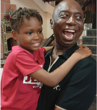 ''Na So E Dey Start, 10years later success is getting married to Ned Nwoko as 7th wife'' - Nigerians Say After Photo Of Success And Ned Nwoko Surfaced