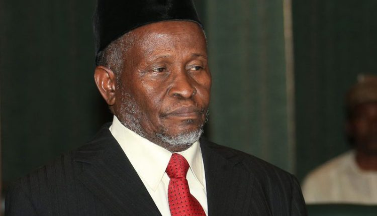 Just In: Court strikes out false age declaration suit against acting CJN