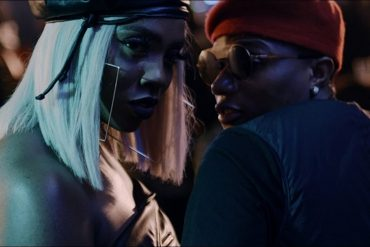 Wizkid and Tiwa Savage Spotted At Patoranking's Birthday Party (Videos)