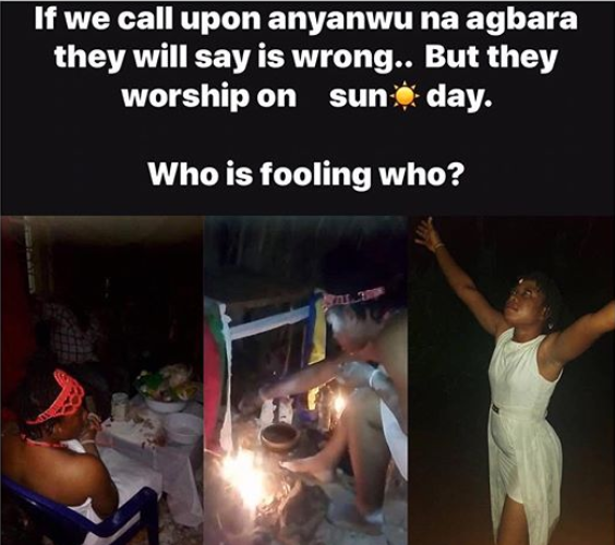 'My greatest regret in life is believing in Jesus Christ' - Nigerian woman says