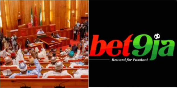 Senate threatens to shut down all Bet9ja offices across the country