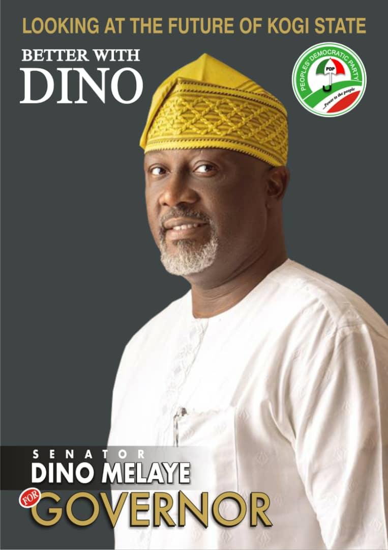 Kogi 2019: Dino Melaye releases campaign poster