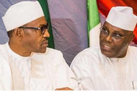 'Strike out Atiku's case' - Buhari and APC tells election tribunal