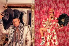 [Photos]: Denrele Edun releases news photos as he turns 38