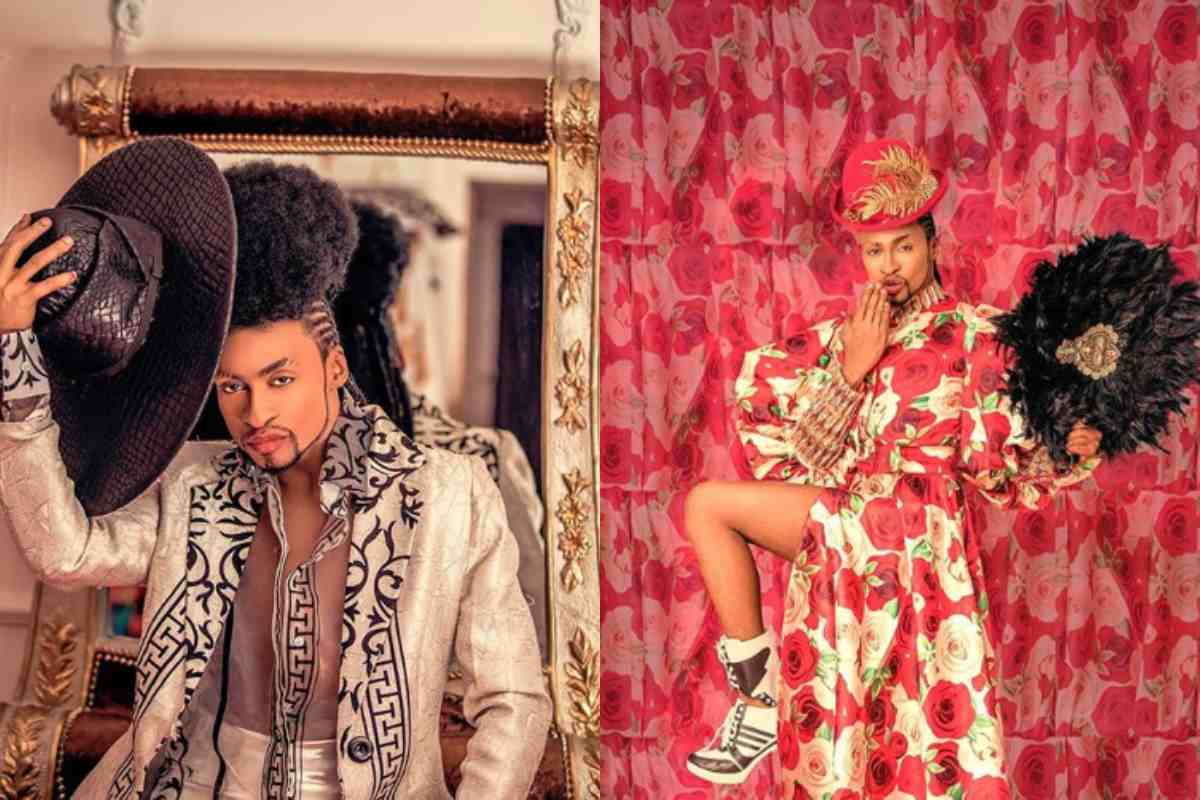 [Photos]: Denrele Edun releases news photos as he turns 38