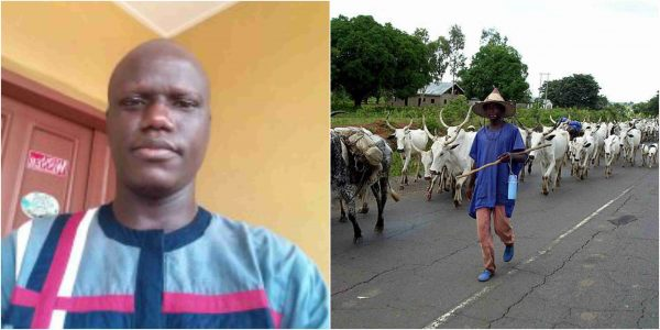 'How Fulani herdsmen rescued us from kidnappers' - Nigerian journalist recounts