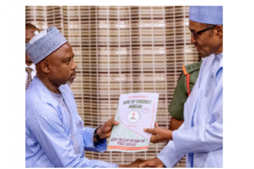 'Details of Buhari's assets can not be disclosed' – CCB tells SERAP