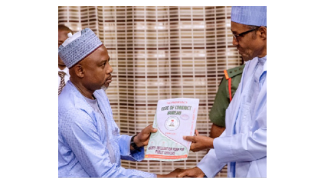 1 28 - 'Details of Buhari's assets can not be disclosed' – CCB tells SERAP