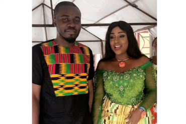 Nollywood actress Queen Wokoma's marriage has ended!