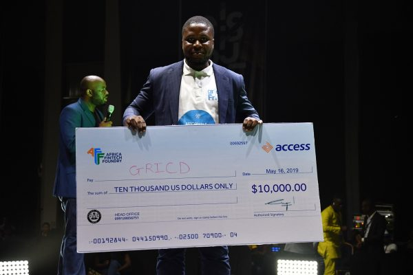 13 600x400 - Africa Fintech Foundry Drives Technological Innovation At The 2019 Disrupt Conference, Rewards Tech Start-up winner with $10, 000