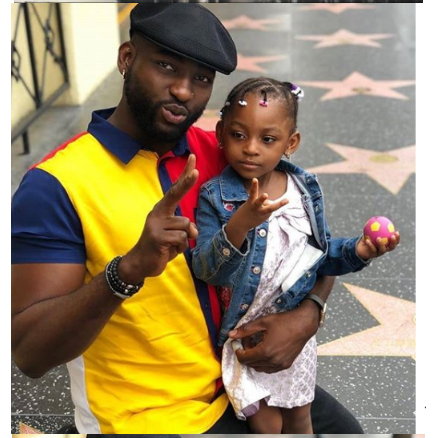 2 18 - [Photos]: Osas Ighodaro and Gbenro Ajibade celebrate their daughter's 3rd birthday in the US
