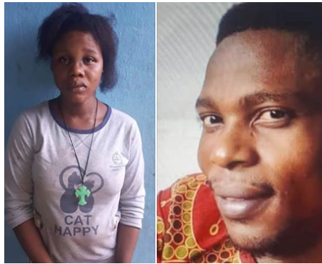 20 - TRAGIC! 20-year-old Wife Allegedly Stabs Husband To Death In Anambra