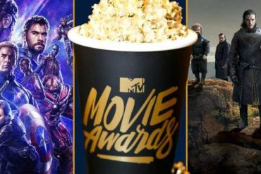 Here Is The Full List Of Winners In The 2019 MTV Movie and TV Awards