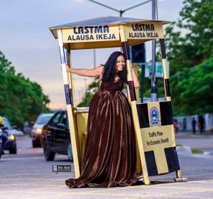 20190610 123829 300x280 - [Photos]: Actress, Liz Dasilva Clocks 41 With Stunning Photos