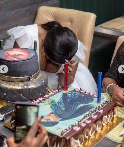 20190617 205111 254x300 - [PHOTOS]: Actress, Halima Abubakar Breaks Down As Ruggedman Organizes A Birthday Bash For Her
