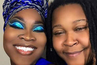 Charley Boy's Daughter, Dewy Releases Loved Up Photo With Her Lesbian Partner, SJ