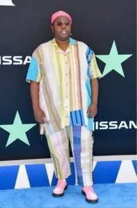 20190624 144515 198x300 - [PHOTO]: Check Out Singer Teni's Outfit To The 2019 BET Awards
