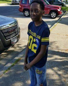 2face fea 239x300 - [PHOTOS]: 2Face's son, Justin Idibia Graduates From 5th Grade