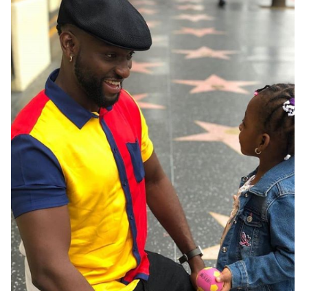3 12 - [Photos]: Osas Ighodaro and Gbenro Ajibade celebrate their daughter's 3rd birthday in the US