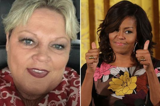 Woman who called Michelle Obama 'an ape' sentenced to jail