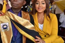 Regina Daniels And Hubby, Ned Nwoko All Loved Up In New Video